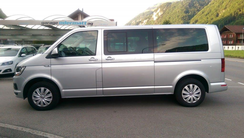 bus VW T6 Caravelle 2.0 TDI Comfortline 4Motion DSG LWB