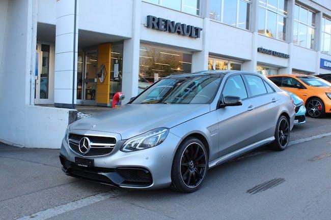 saloon Mercedes-Benz E-Klasse E 63 AMG S 4Matic Speedshift