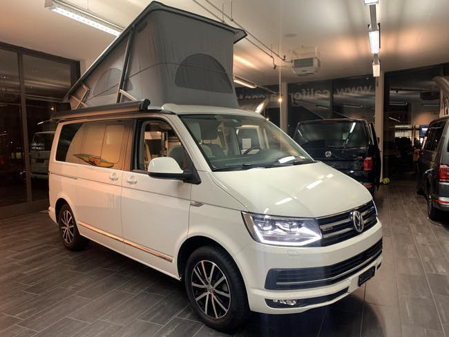 bus VW T6 2,0 4M 4x4 California Bi-TDI Ocean GREY 4Motion