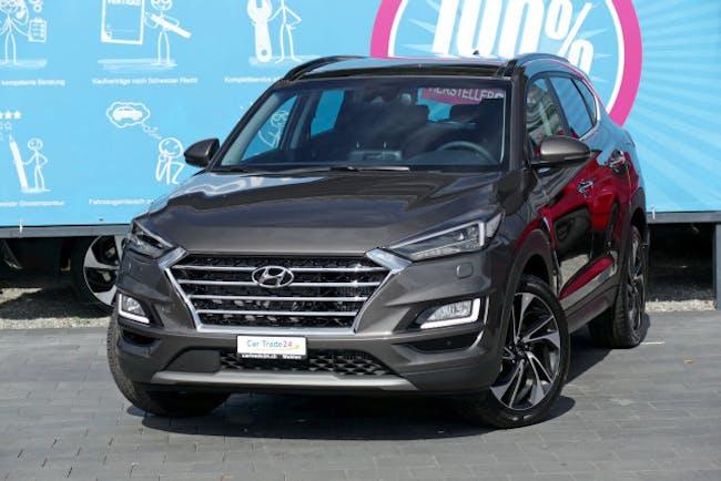suv Hyundai Tucson 1.6 TGDI Luxury PLUS 4WD