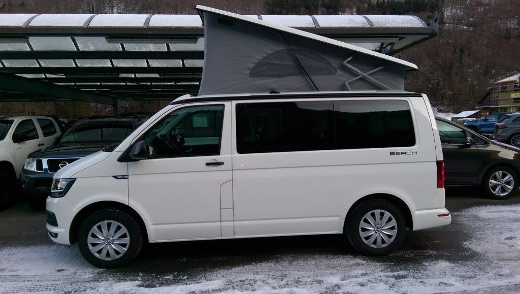 bus VW T6 California 2.0 TDI Beach Liberty