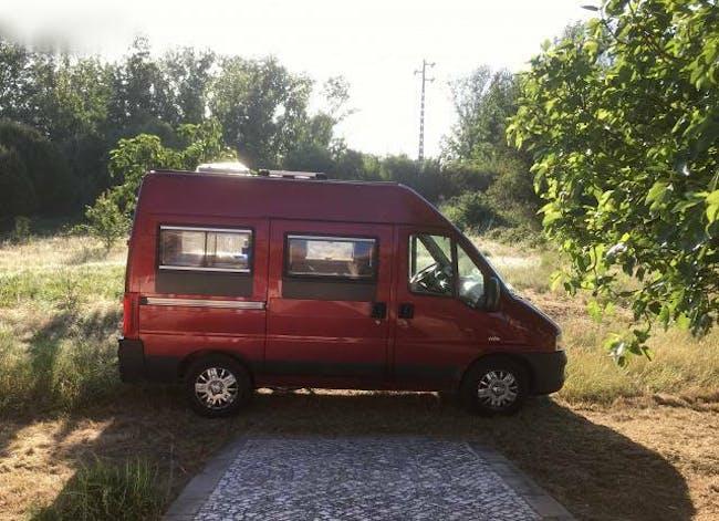 bus Peugeot Boxer Camper Peugeot Boxer