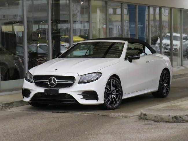 cabriolet Mercedes-Benz E-Klasse E 53 AMG 4matic+