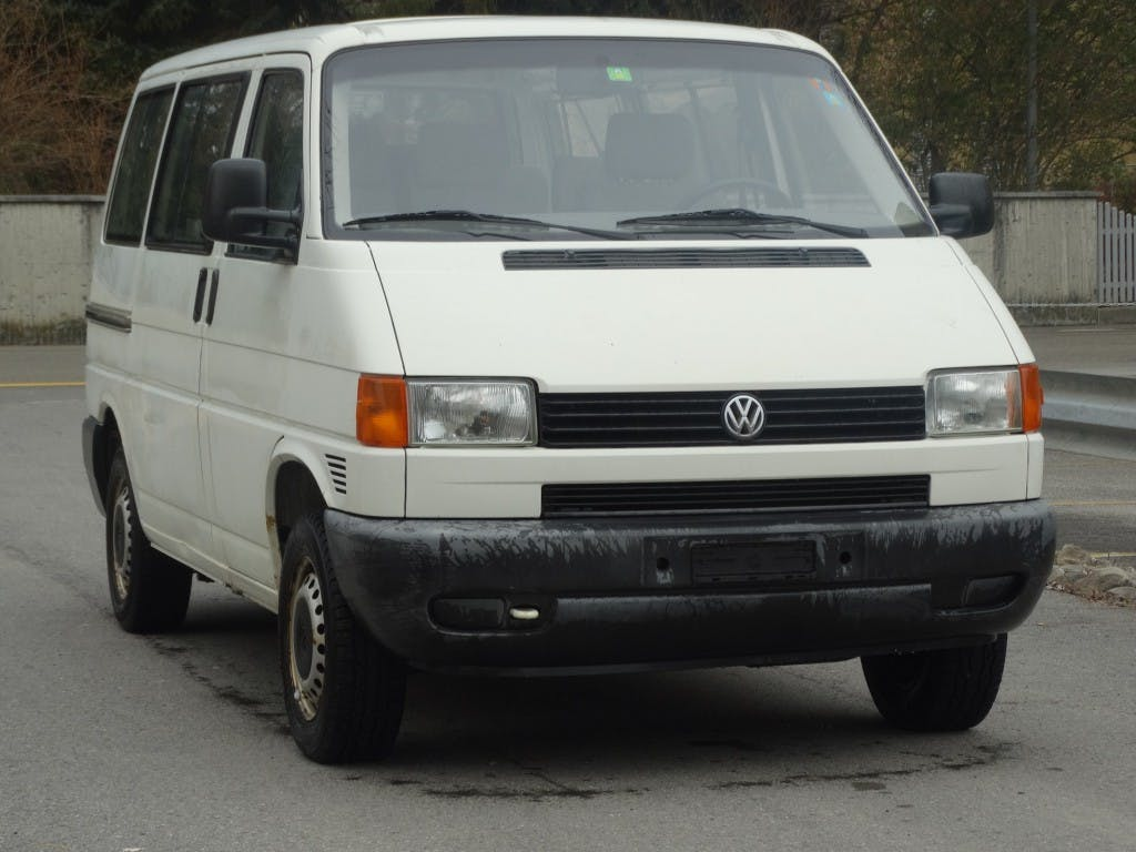 bus VW T4 2.0