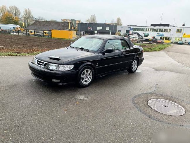 cabriolet Saab 9-3 Saabb Mit Mfk 01.07.2019