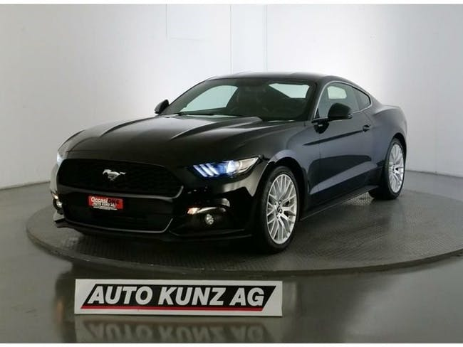 coupe Ford Mustang Fastback Turbo 317Ps Ltd