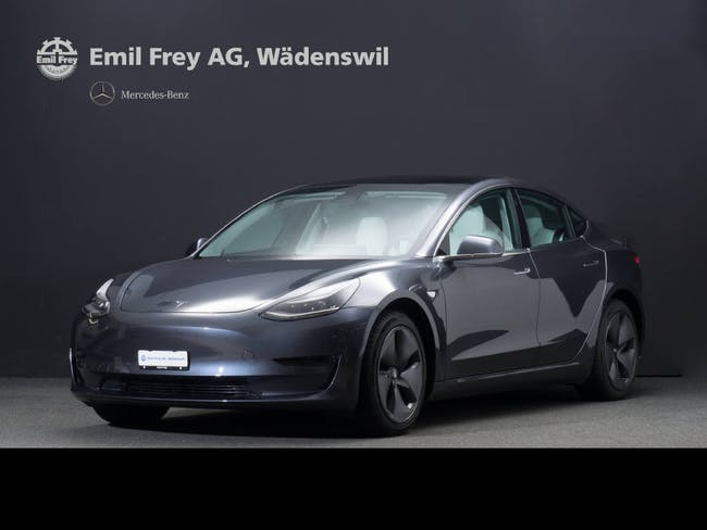 saloon Tesla Model 3 Long Range D