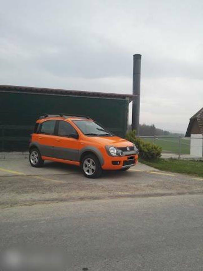 saloon Fiat Panda Fiat 1.3 JTD 16v 4x4