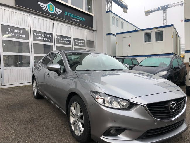 saloon Mazda 6 2.0 16V HP Revolution