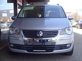 VW Touran 1.4 TSI Highline 53'918 km 13'900 CHF - buy on carforyou.ch - 2