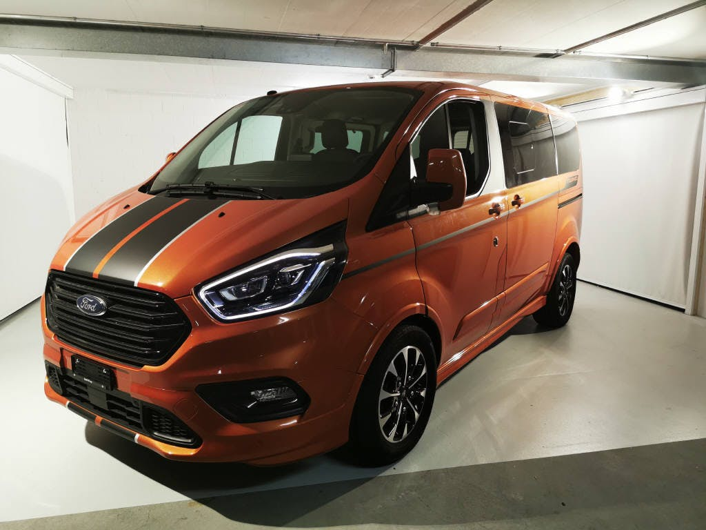 bus Ford Tourneo 2.0 TDCi 170 Sport