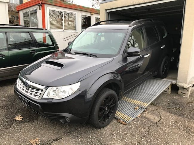 suv Subaru Forester 2.0D XS Limited