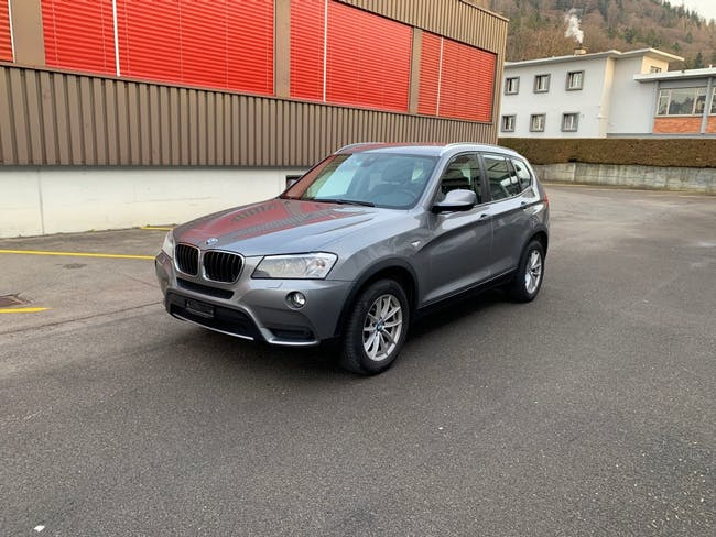 suv BMW X3 xDrive 20i Steptronic