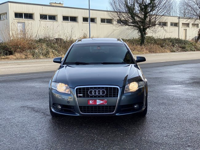 estate Audi A4 Avant 2.0 Turbo FSI