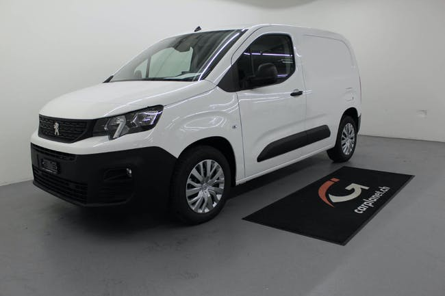 van Peugeot Partner Kaw. 650 Std. 1.6 BHDi Premium