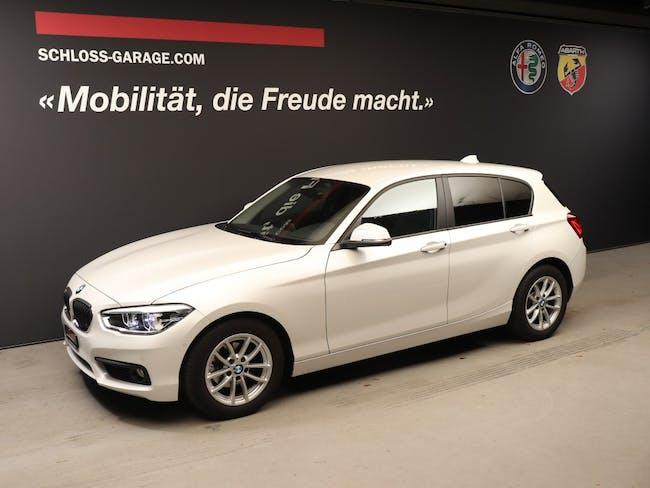 saloon BMW 1er 118 Reihe F20 Steptronic