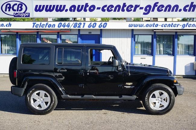 suv Jeep Wrangler 3.8 Unl. Sahara