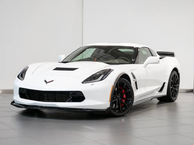 sportscar Chevrolet Corvette 6.2 V8 Grand Sport Competition