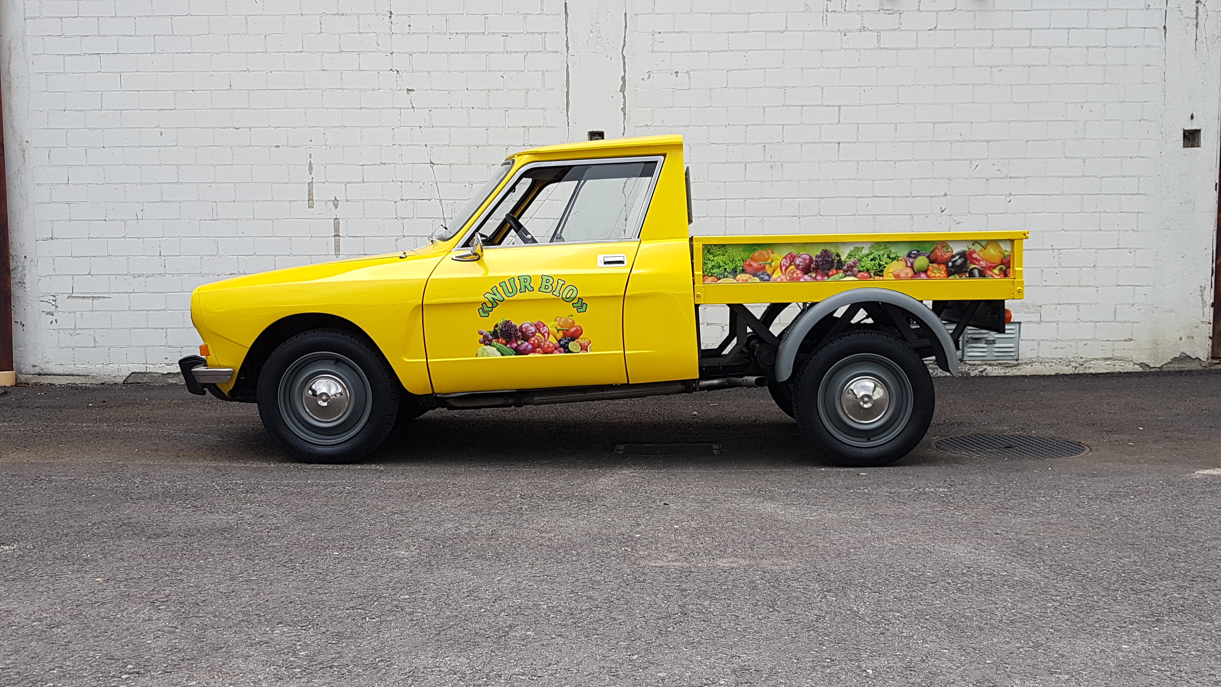 pickup Citroën 2 CV