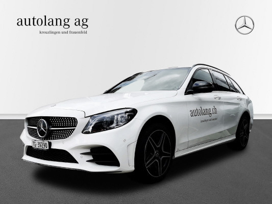 estate Mercedes-Benz C-Klasse C 220 d AMG Line 4Matic