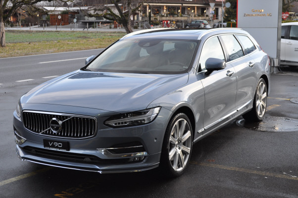 estate Volvo V90 T6 AWD Inscription