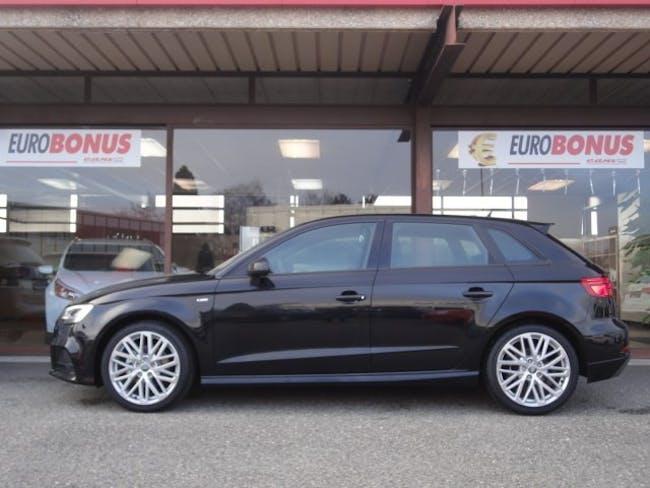 saloon Audi A3 Sportback 2.0 TDI Sport S-tronic