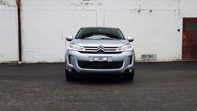 suv Citroën C4 Aircross 1.6 HDi Exclusive 2WD