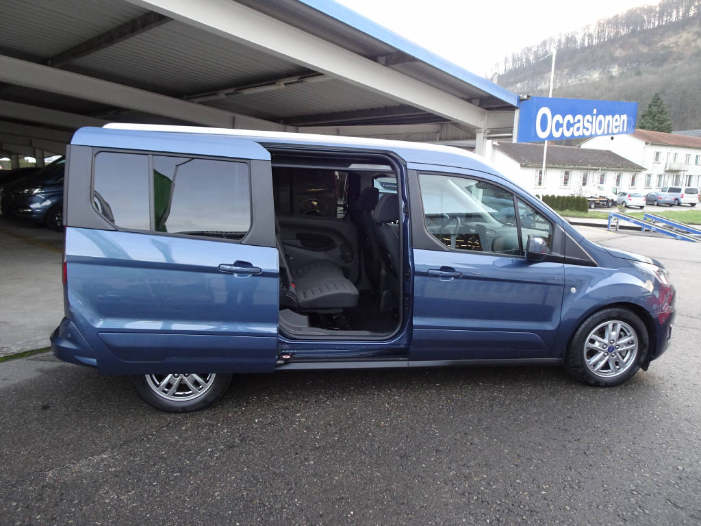 bus Ford Connect Tourneo Connect Gran1.5 EcoBlue Titanium