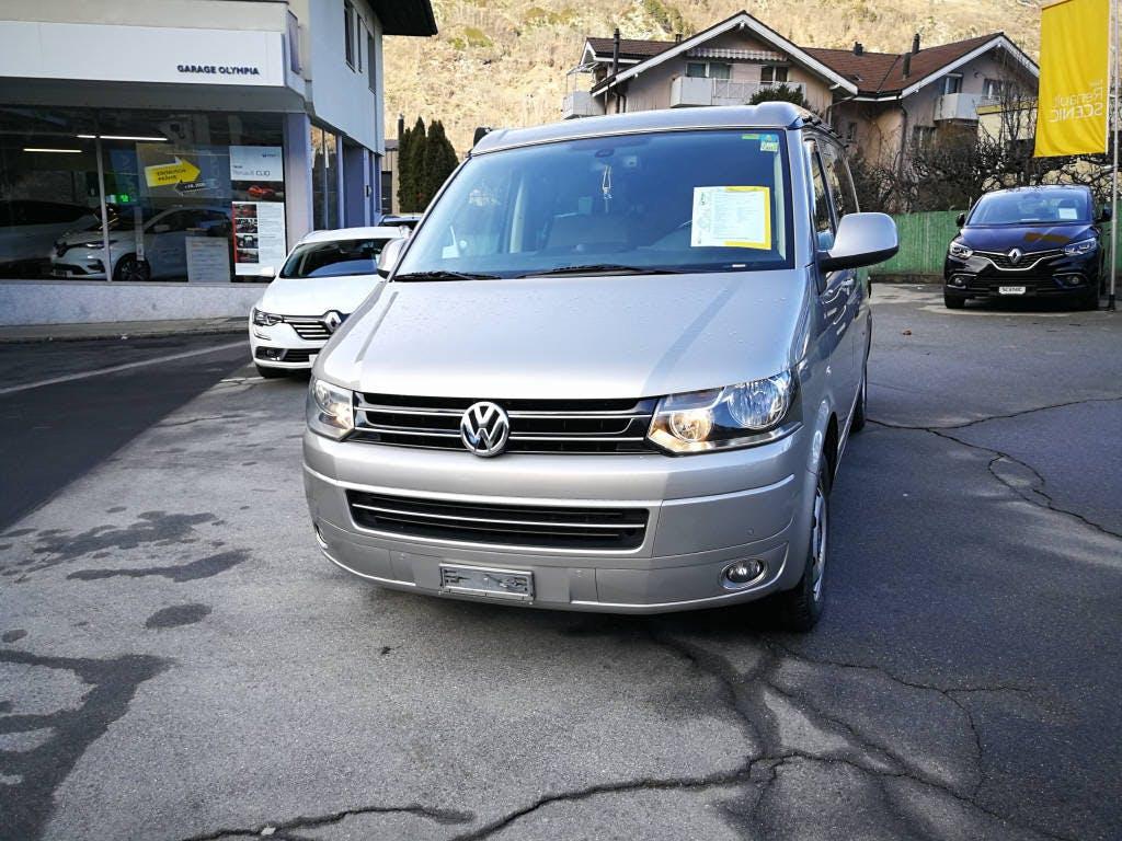 bus VW T5 California 3000 2.0 TDI 180 CL Europe