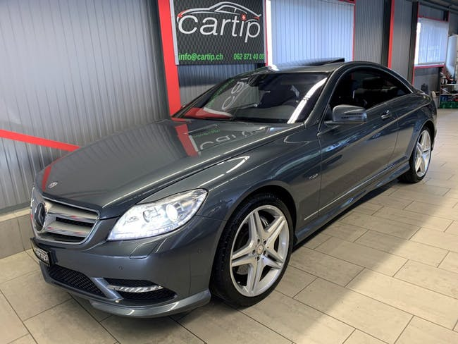 coupe Mercedes-Benz CL 500 4Matic 7G-Tronic AMG Sport-Paket