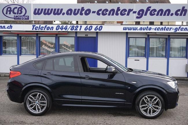 suv BMW X4 xDrive 20d M Sport