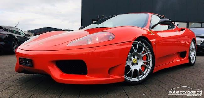sportscar Ferrari 360 F360 Challenge stradale