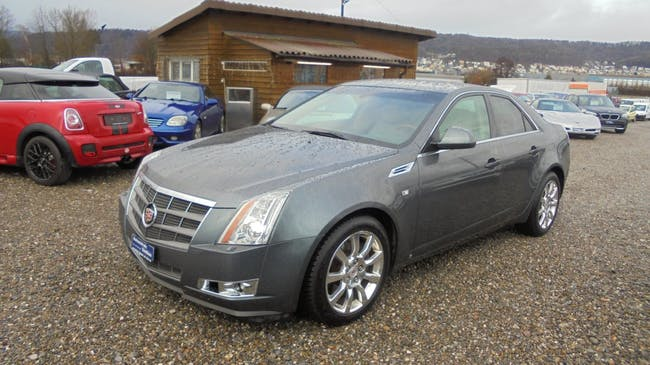 saloon Cadillac CTS Sedan 3.6 Sport Luxury Automatic