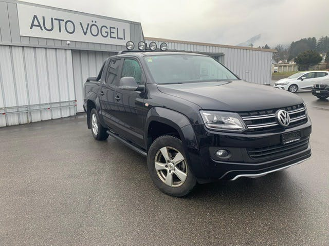 suv VW Amarok DKab. Pick-up 2.0 TDI 180 TL Cany
