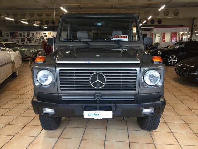 suv Puch GS-Modell G 300 GSE