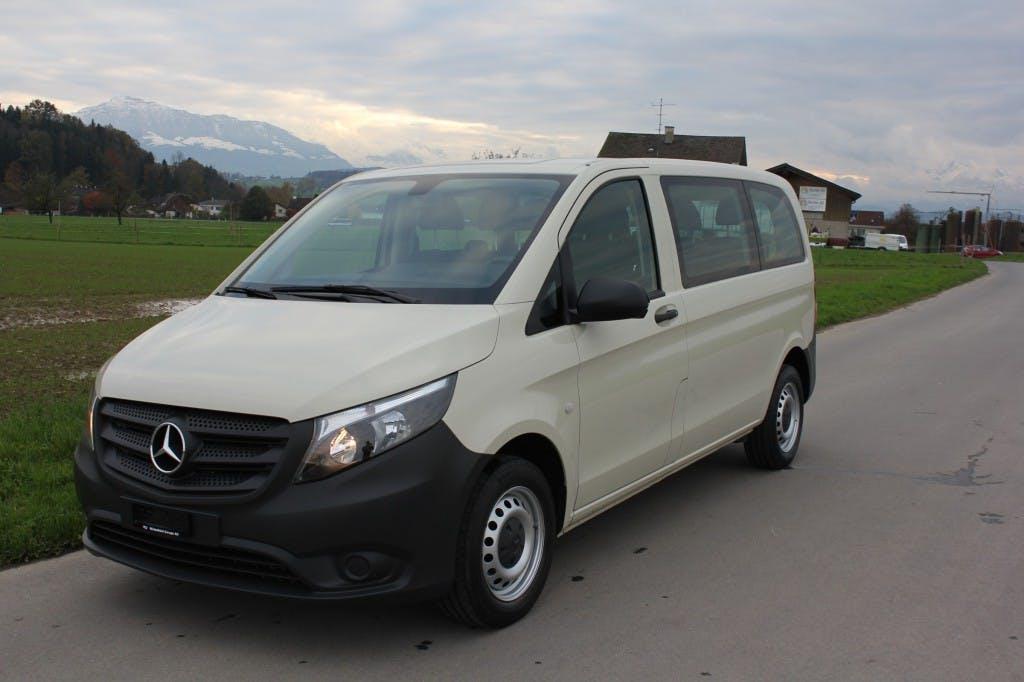 bus Mercedes-Benz Vito 114 BlueTec Tourer*9 Sitzer*