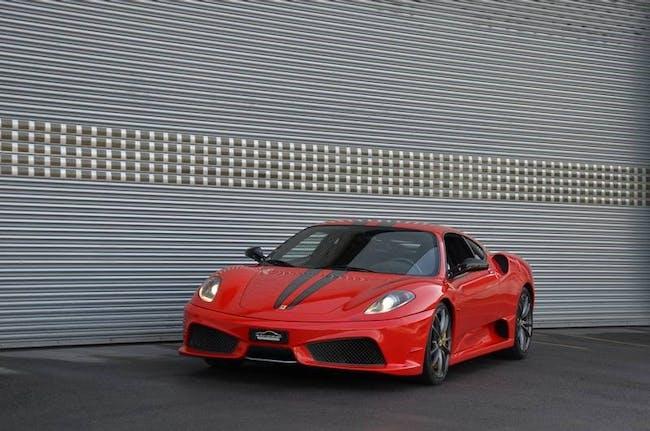 sportscar Ferrari F430 Scuderia