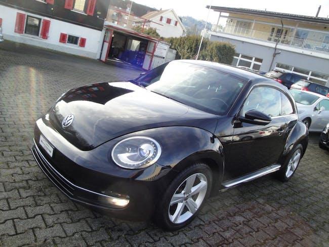 saloon VW Beetle 1.4 TSI Design