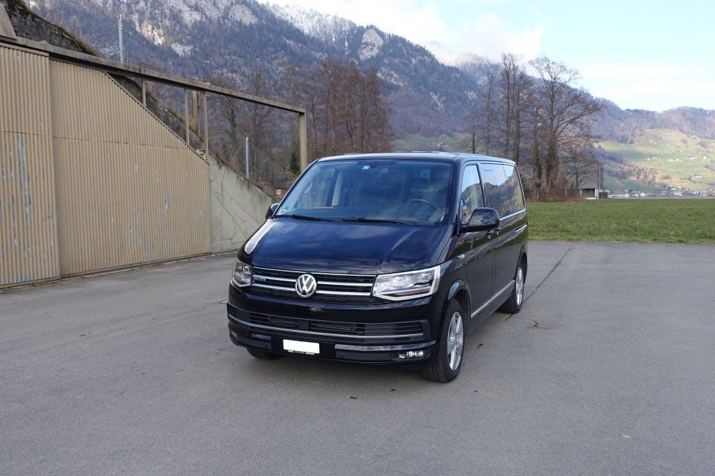 bus VW T6 Multivan Highline 2.0 Bi-TDI Family Gen. Six 4Motion DSG