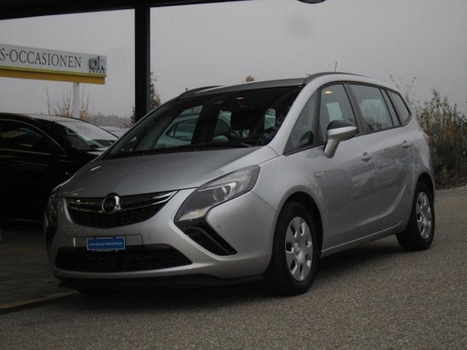 Opel Zafira Tourer 1.6 CDTI eF Bus.L.S/S 186'500 km 6'980 CHF - kaufen auf carforyou.ch - 1
