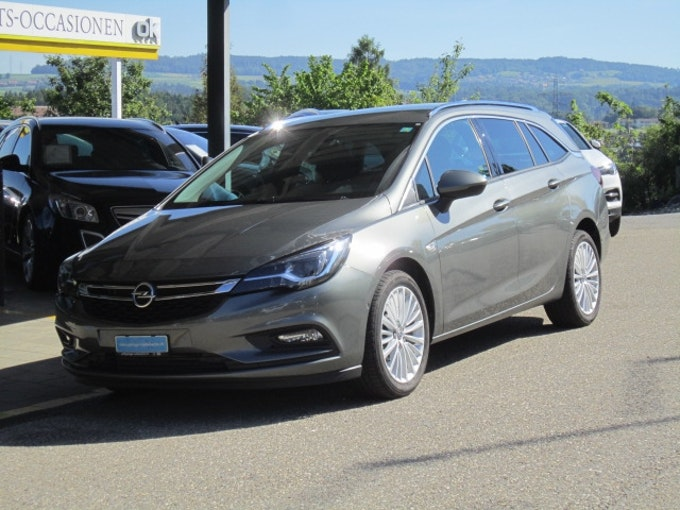 Opel Astra ST 1.4 T 150 eT Excell.S/S 28'500 km CHF19'980 - acquistare su carforyou.ch - 1