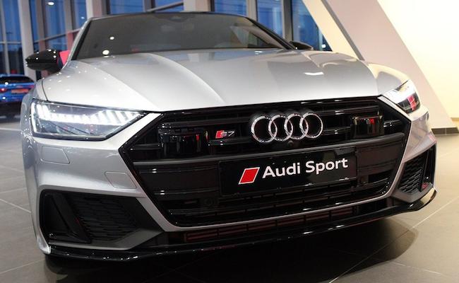 Audi S7 Sportback 3.0 V6 TDI quattro T-Tronic 1 km 87'400 CHF - kaufen auf carforyou.ch - 1