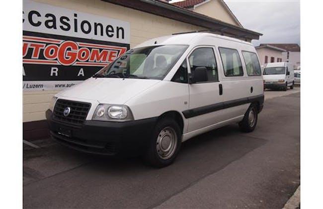 van Fiat Scudo 2.0 16V