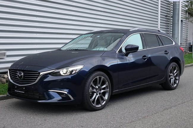 estate Mazda 6 Sport Wagon 2.2 D HP Revolution AWD