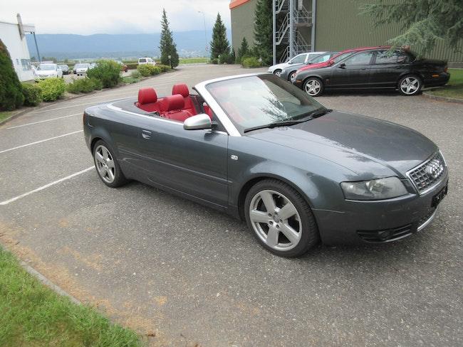 cabriolet Audi S4 Cabriolet 4.2 V8 quattro