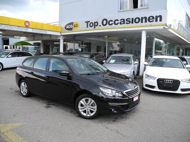estate Peugeot 308 SW 1.6 BlueHDI Business EAT