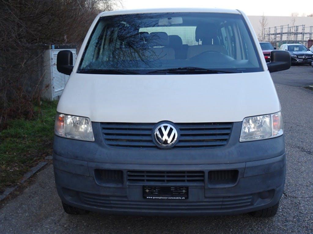 bus VW T5 1.9 TDI PD