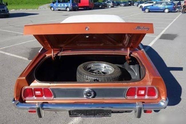 saloon Ford Mustang Zu Verkaufen, 1971 Ford Mustang Grande