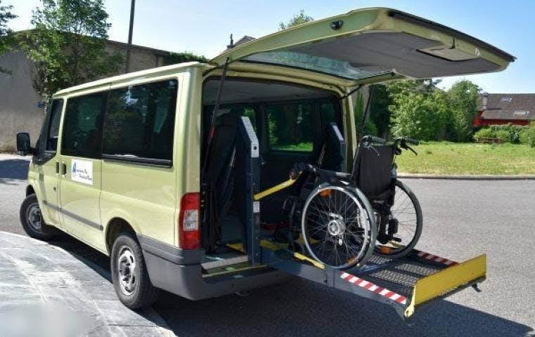 bus Ford Transit À VENDRE - FORD TRANSIT TOURNEO 280 S