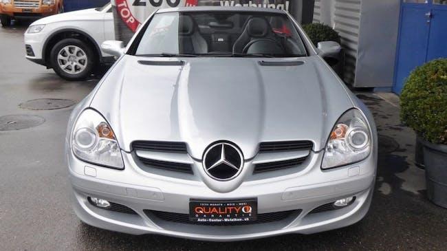 cabriolet Mercedes-Benz SLK 200 Kompressor